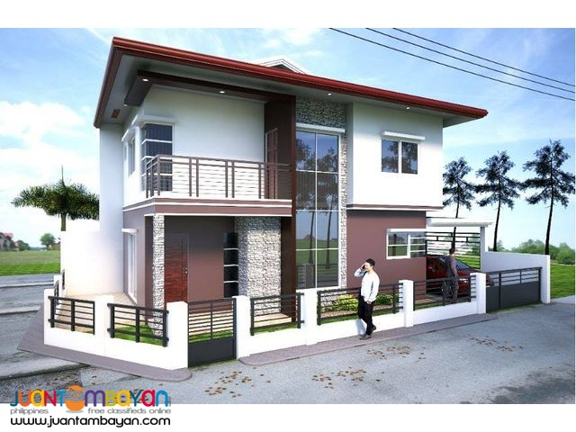 4BR SINGLE DETACHED HOUSE AT VILLA SONRISA SUBD LILOAN CEBU