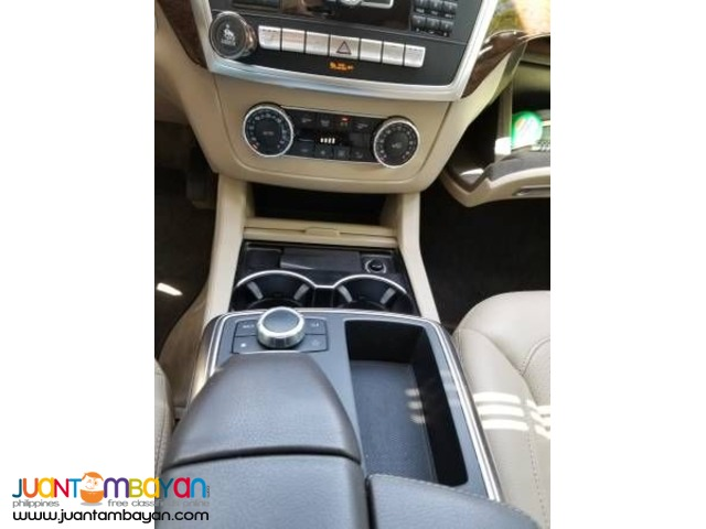 2014 Mercedes-Benz ML350 SUV, excellent condition