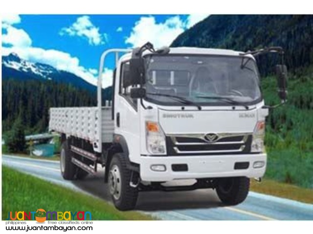 6 Wheeler Cargo Dropside (14ft)