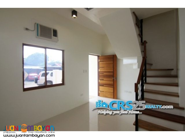 3 Bedroom Townhouse For Sale in Rosepike,Talisay Cebu