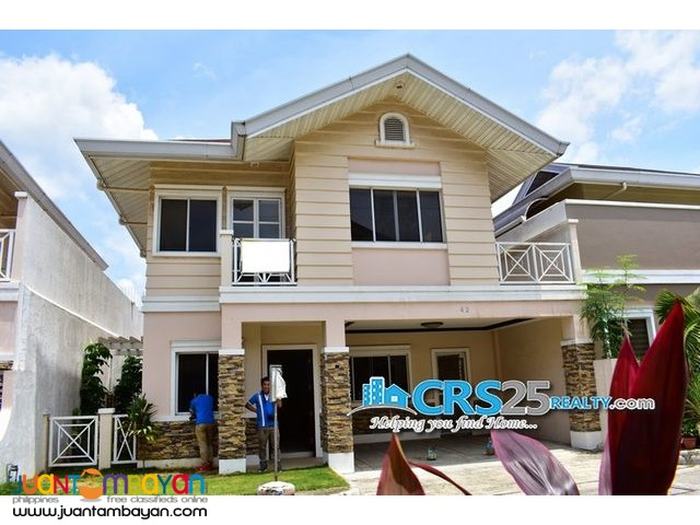 Foreclose 2 Storey Single detached House in Talisay Cebu