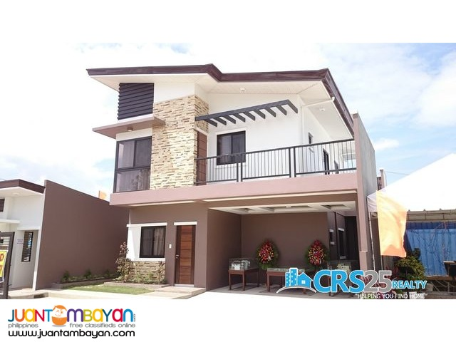 BRAND NEW 4 BEDROOM HOUSE AND LOT FOR SALE IN MINGLANILLA CEBU