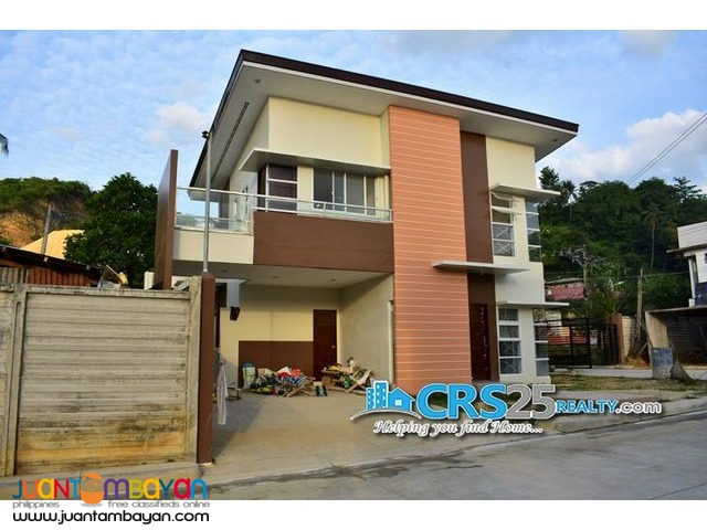 Single Detached House, 4BR in  88 Summer Breeze Talamban Cebu