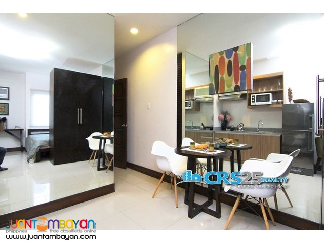 Rent To Own 22sqm Studio Unit in Grand Residence Cebu City