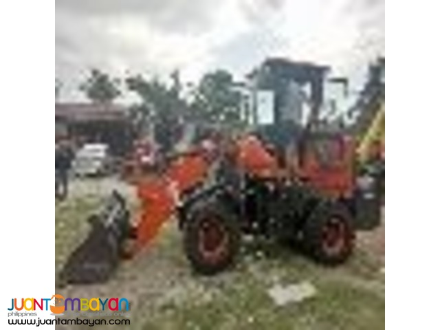 Brand New! 929 Wheel Loader 0.5-0.7 cubic capacity