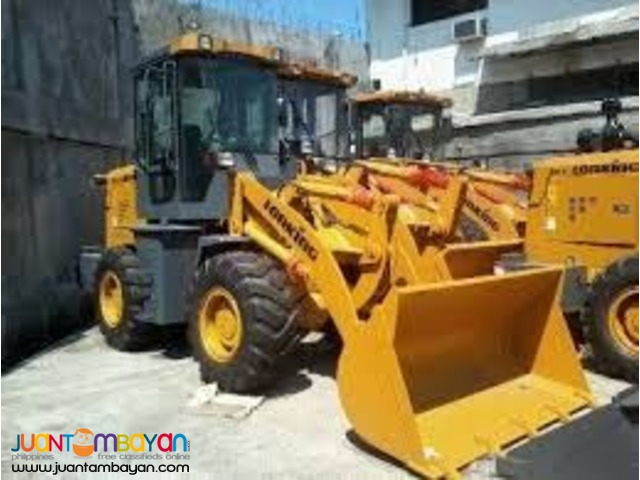 CDM816 Wheel Loader