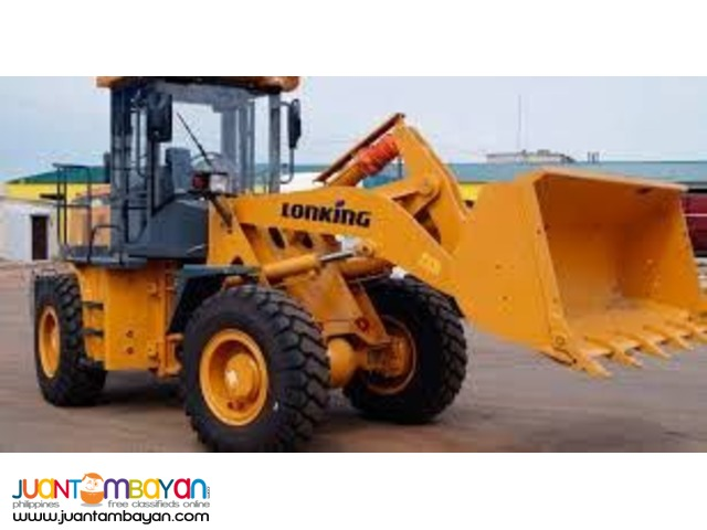 CDM833 Wheel Loader