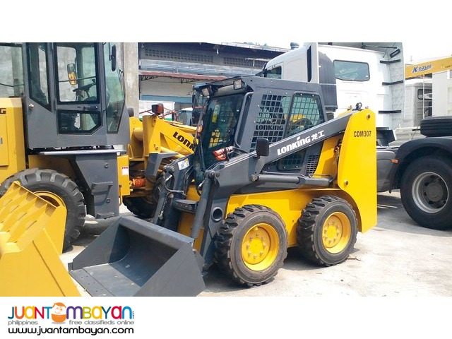 CDM307 Skid Loader