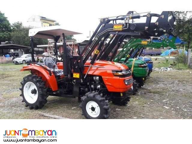Farm Tractor Bare Multi Purpose