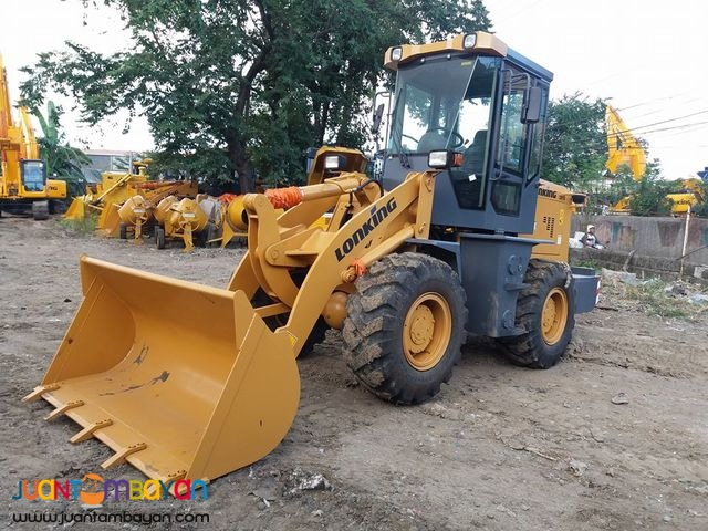 Wheel Loader CDM816  1cbm