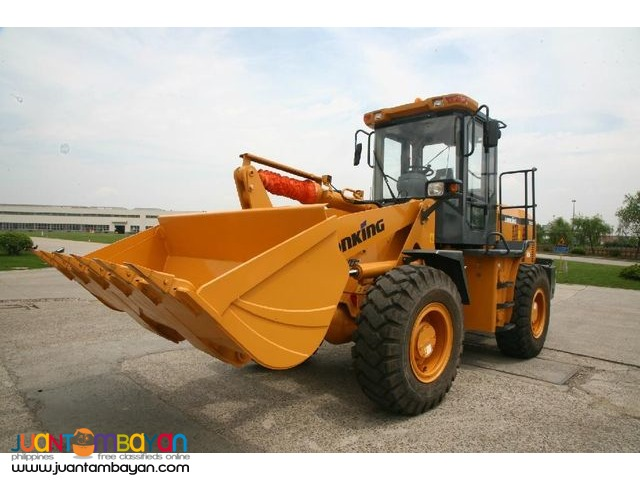 Wheel Loader CDM835 1.8cbm