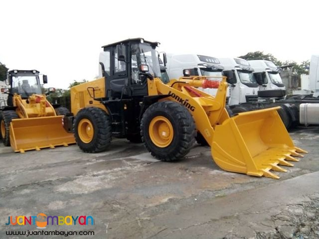 Wheel Loader CDM843 2.3cbm