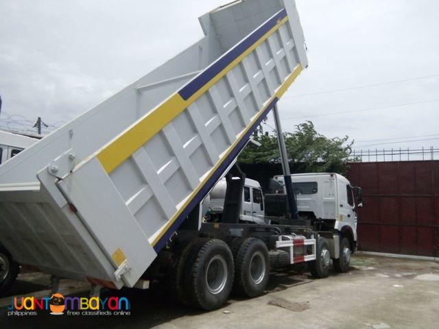 Sinotruk Howo A7 8x4 Dump Truck LHD 12Wheeler New