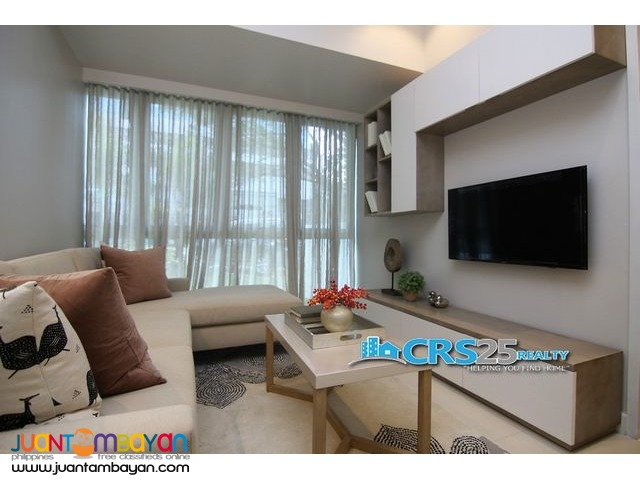 Available 1Bedroom Condo Unit 54.81sqm F.A in 38 Park Avenue Cebu