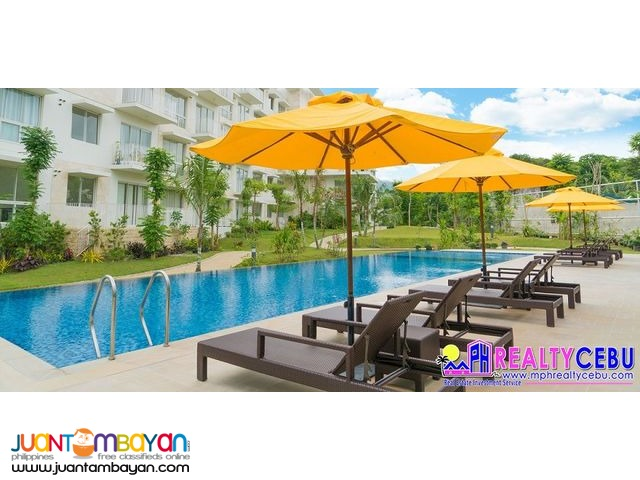 1 BR CONDO - SOLIHIYA BY ROCKWELL WITH PARKING SLOT CEBU CITY