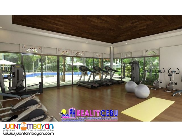 STUDIO UNIT CONDO - SOLIHIYA BY ROCKWELL AT LAHUG CEBU CITY