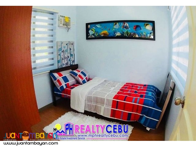 AFFORDABLE TOWNHOUSE - VILLA SONRISA SUBD LILOAN, CEBU