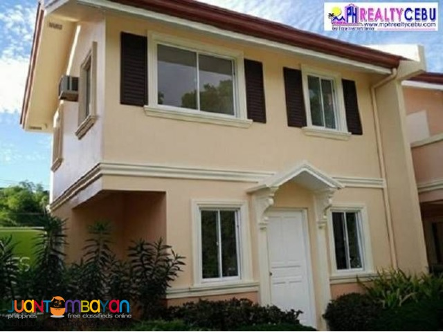 3BR 2T&B RFO House at Camella Riverwalk in Talamban | Carmina