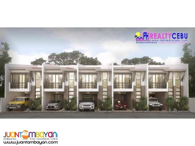 96m² 3BR Townhouse in Jemsville Lahug Cebu City