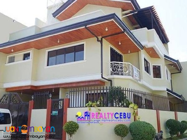 400m² Ready For Occupancy House in Lawaan Talisay City Cebu