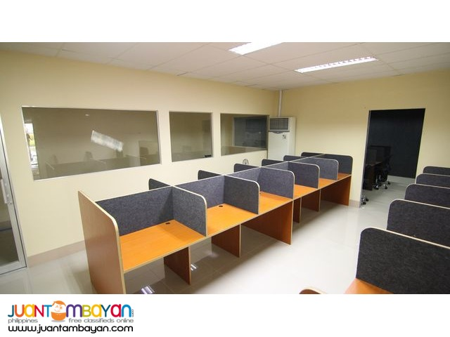 Seat Lease - A Bigger and Comfortable Workplace!