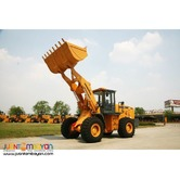 BRAND NEW! CDM860 WHEEL LOADER 3.5 CUBIC METER LONKING