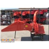 WOOD CHIPPER WC-6---Chipping Diameter:150mm