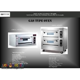 Gas Type Oven