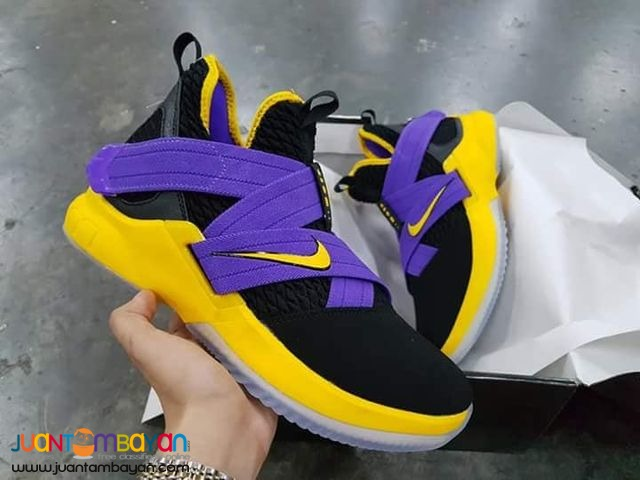 finest selection 2fcdc 104f6 Nike LeBron Soldier 12 BASKETBALL SHOES - LEBRON SOLDIER 12     CATHY GO