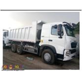 10 wheeler HOWO A7 Dump Truck, 380HP, 20m³ (Euro 4 Engine