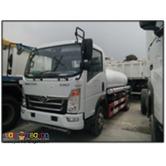 6 Wheeler Fuel Tanker | 4000L & 10,000L | (Euro 4 Engine)