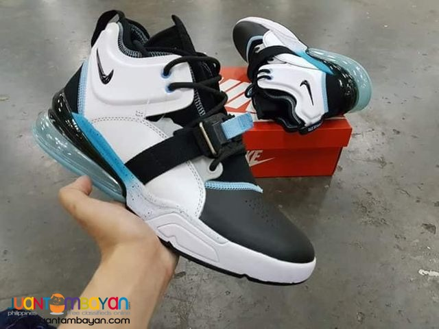 f37627a3703 Men s Nike Air Force 270 Basketball Shoes - AIR FORCE 270