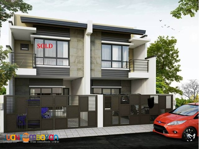Greenland Newtown ampid House & Lot for Sale