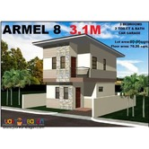 Armel * House & Lot for Sale in Banaba SanMateo near QC