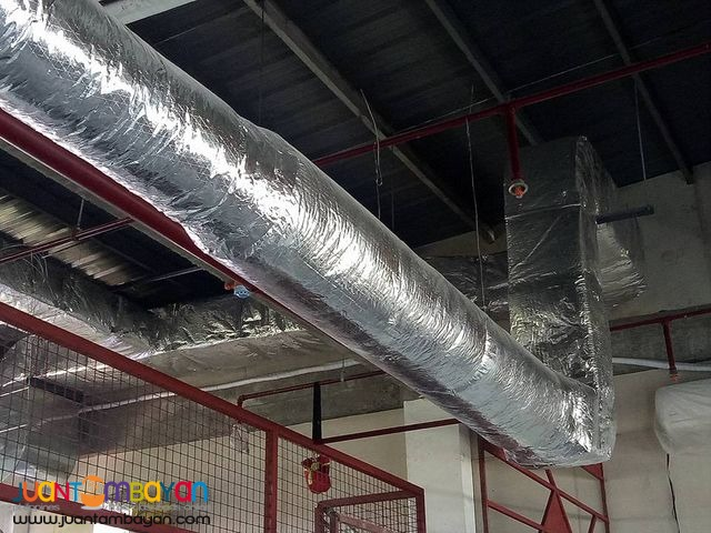 Ducting Works