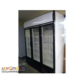 3 Door Upright Display Chiller