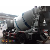 6 Wheeler Mixer Truck 4 cubic Homan Sinotruk