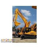 Backhoe Lonking CDM6365 1.6 cubic Komatsu Counterpart PC360