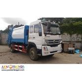 6 Wheeler Garbage Truck 5 cubic Sinotruk Howo