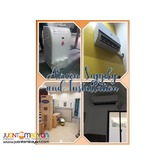 Aircon Supply and Installation Preventive and Maintenance