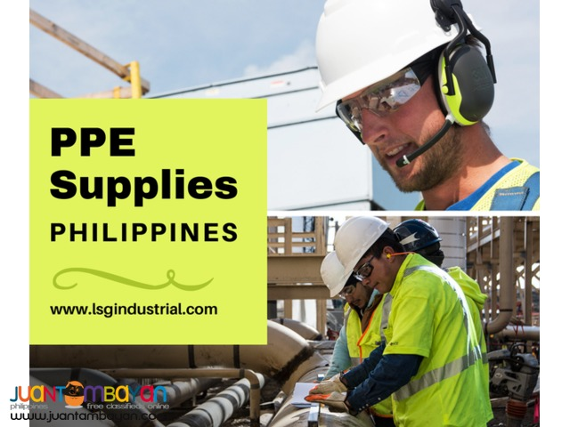 PPE Supplies Philippines