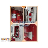 Fire Suppression System for Protection