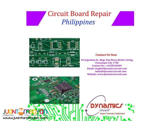 Circuit Board Repair │Dynamics Circuit Tech  Phil  Inc