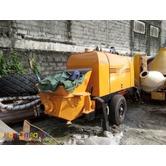 Portable Concrete Pump (30m- high)