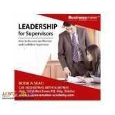 Leadership for Supervisors
