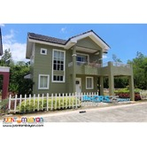 4 Bedroom House with Balcony in Riverdale CamellaTalamban Cebu