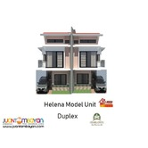 HELENA MODEL UNIT ( DUPLEX) @ CITADEL ESTATE