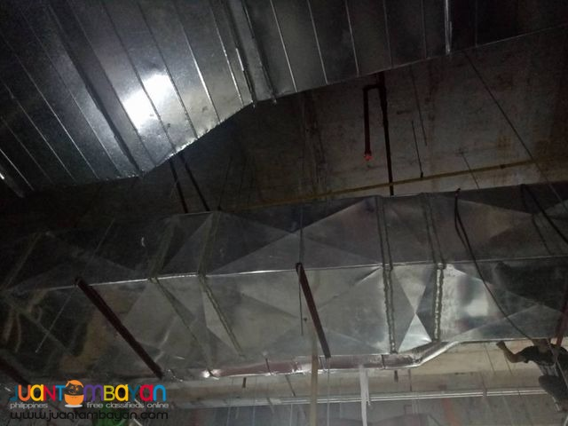 Ducting Installation and Supply