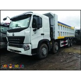 12 Wheeler HOWO A7 Dump Truck