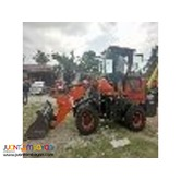 Brand New! HQ929 Wheel Loader 0.5-0.7 cubic capacity